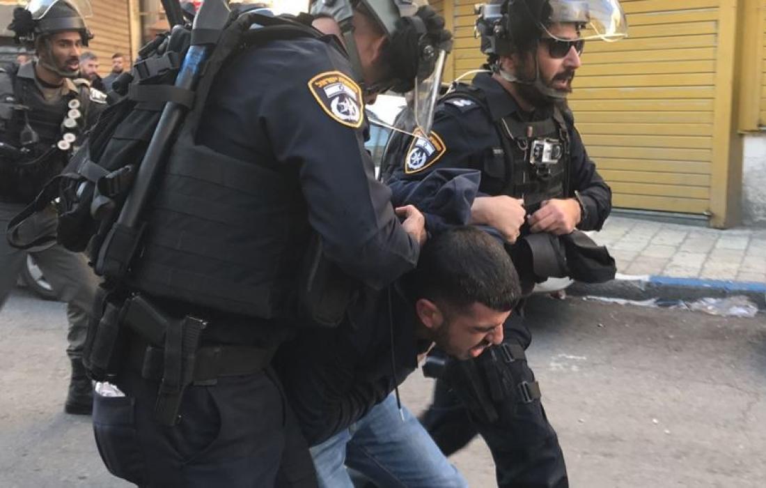 قوات الاحتلال تقتحم بلدة سعير في الخليل وتعتقل شقيقين
