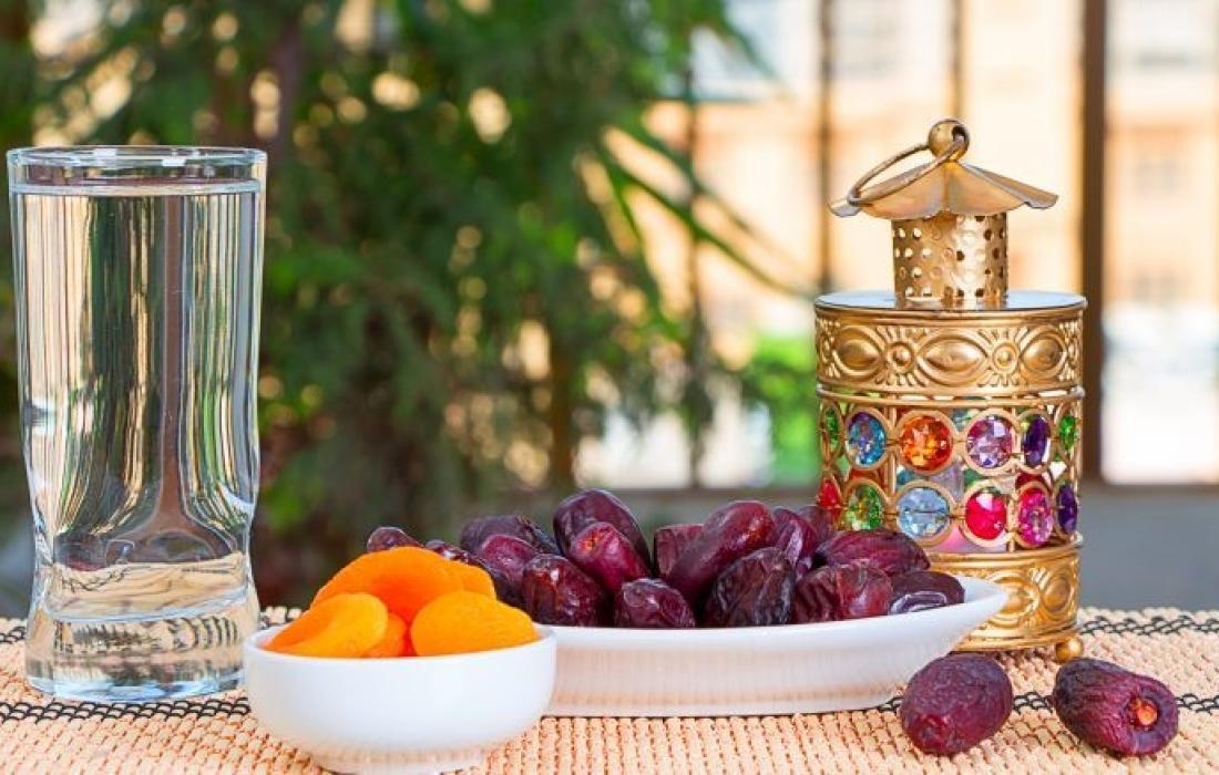 إفطار رمضان في قطاع غزة 2021