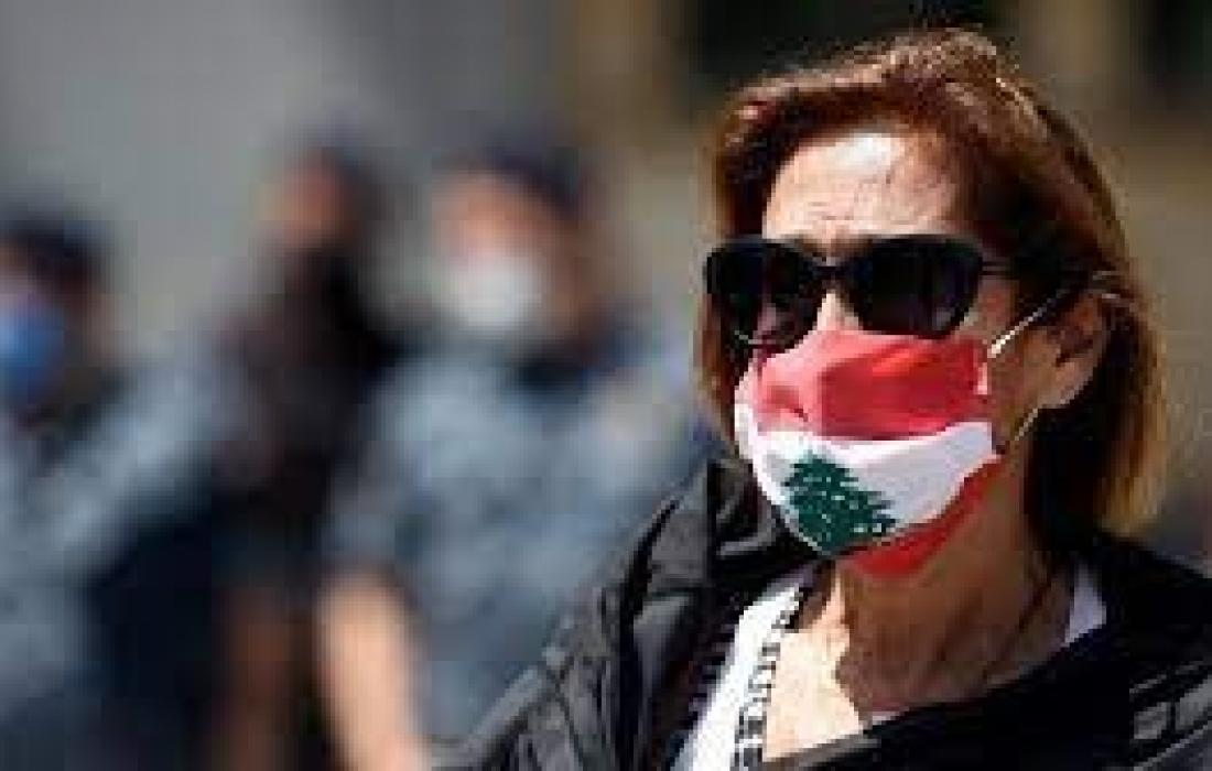 كورونا لبنان.