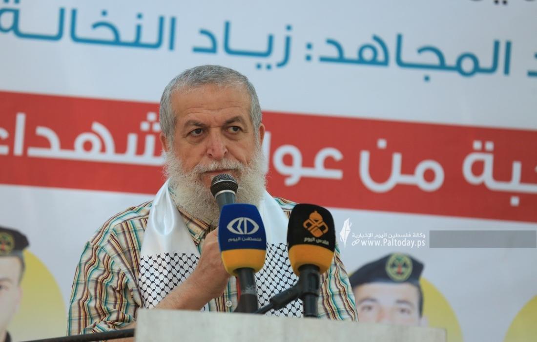 نافذ عزام عضو المكتب السياسى لحركة الجهاد الاسلامي (4).JPG