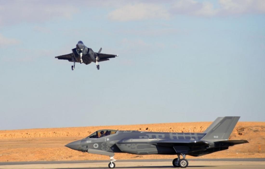 الاعلام العبري: المقاومة في غزة أطلقت صاروخًا اتجاه طائرة حربية للاحتلال خلال العدوان الاخير
