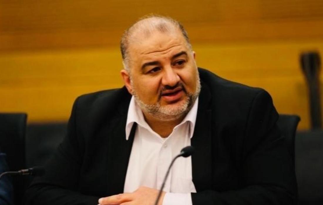 بنود الاتفاقية الائتلافية التي وقع عليها منصور عباس وافغدور ليبرمان الليلة