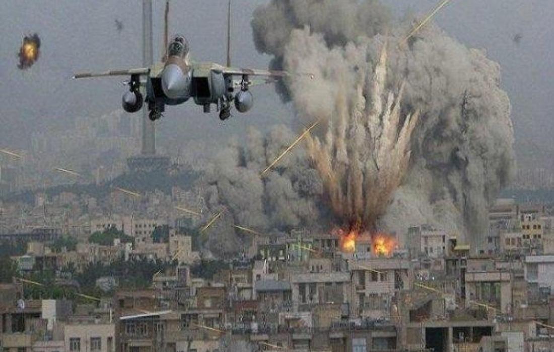 طائرات الاحتلال