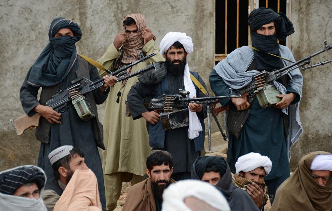 طالبان تحظر الموسيقي في قندهار.jpg