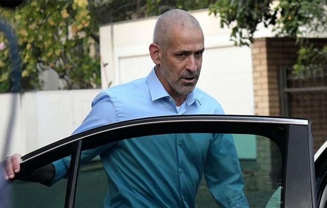 رئيس جهاز الأمن العام الإسرائيلي (الشاباك) الجديد رونين بار.jpeg