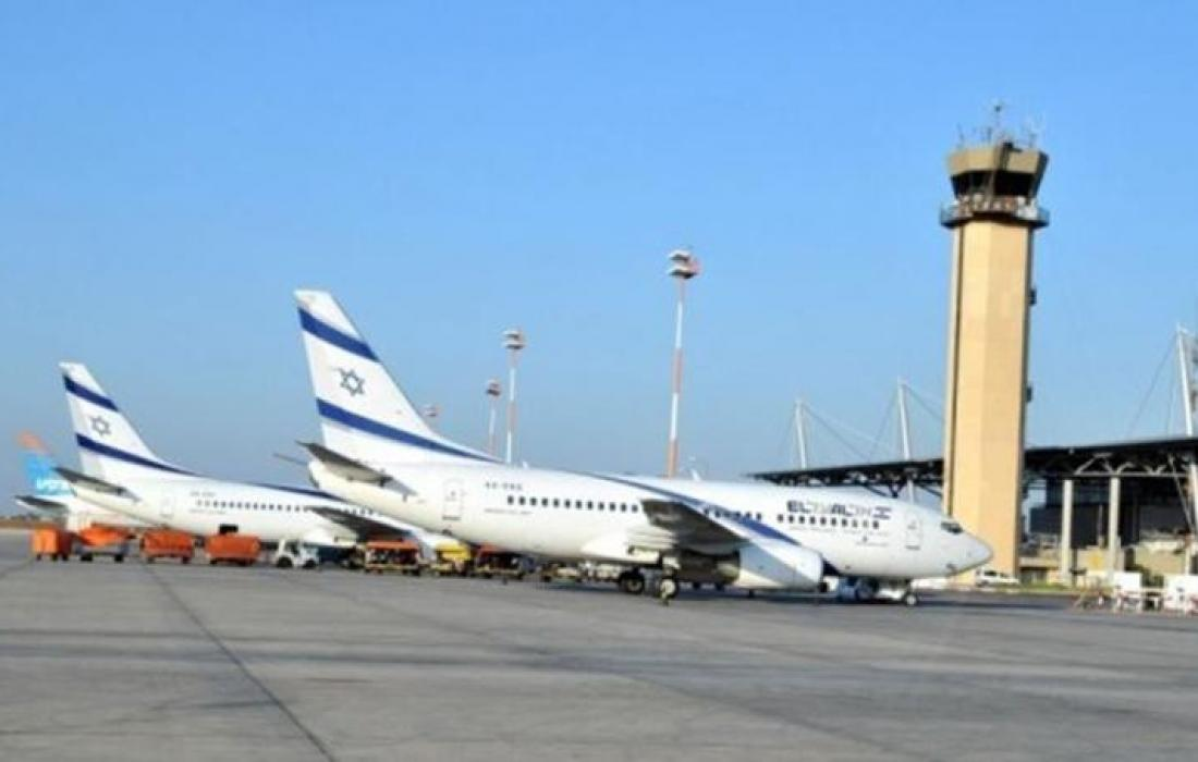 مطار كريات شمونة