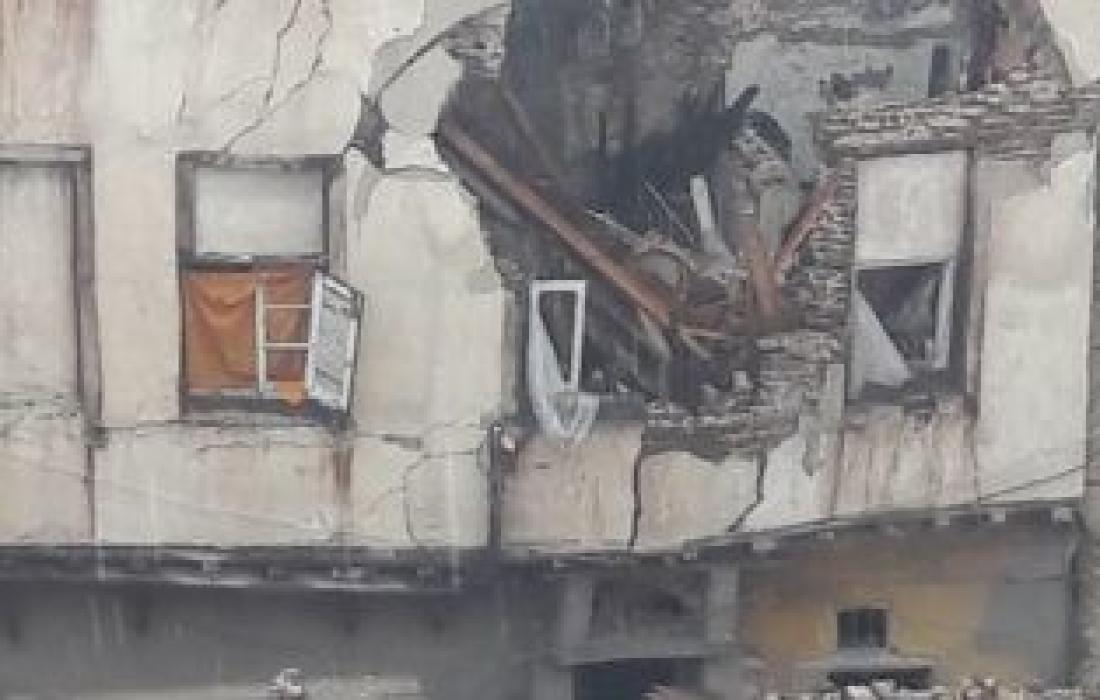 انهيار الاسكندرية