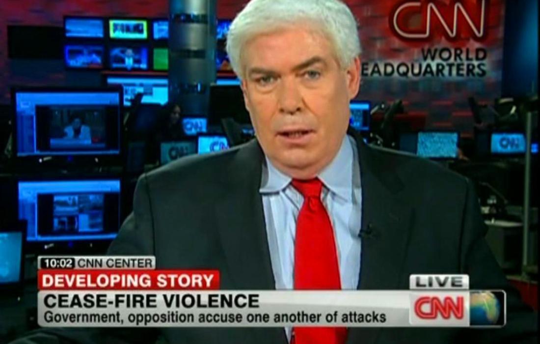 """الصحفي """"جيم كلانسي"""""""