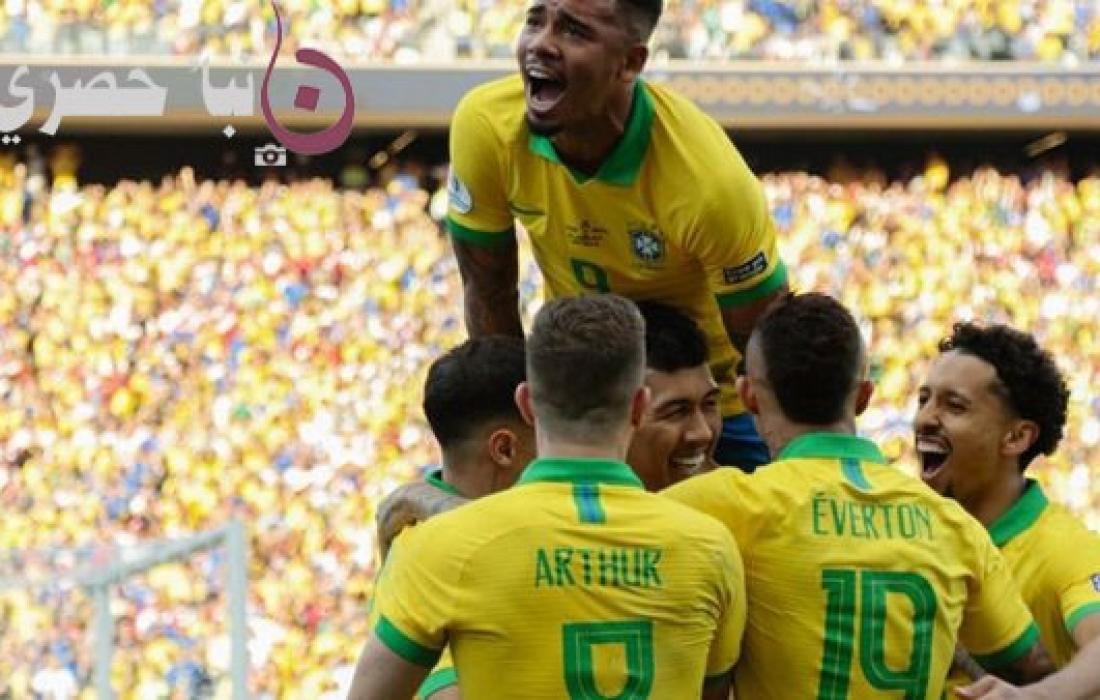 نتيجة مباراة البرازيل ضد كولومبيا