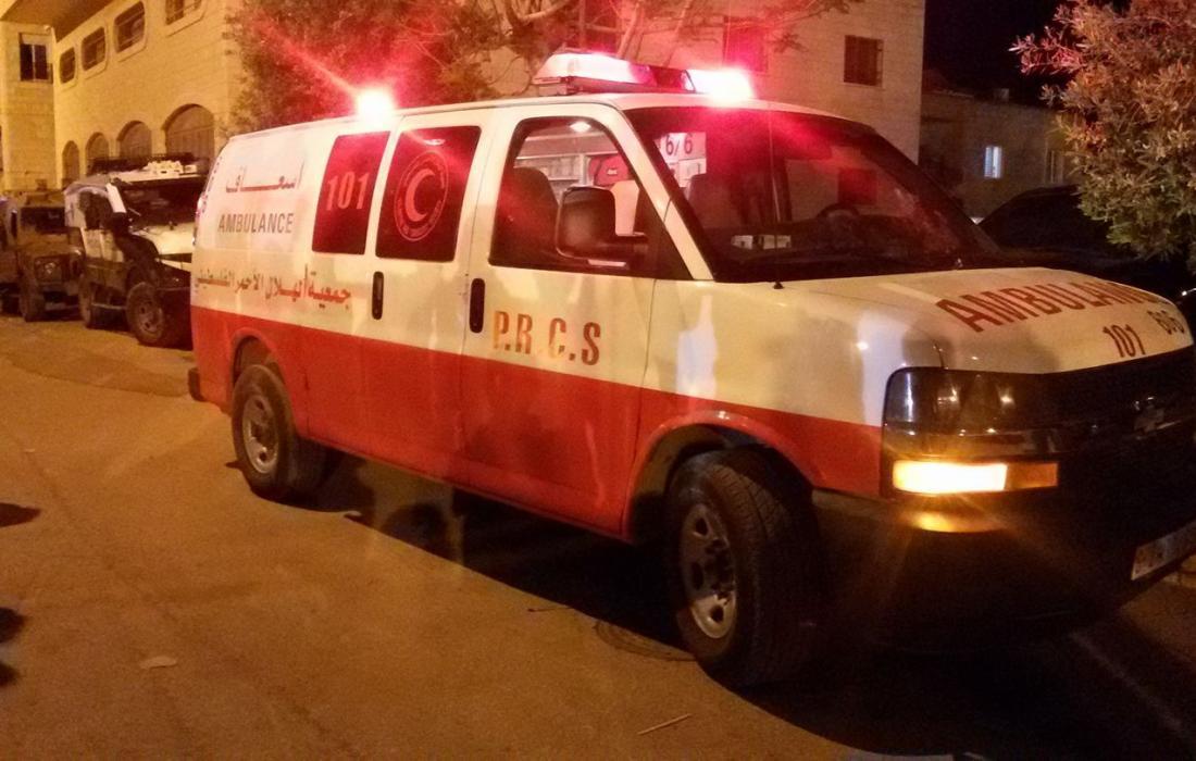 وفاة وإصابتان بحادث سير شرق مدينة غزة