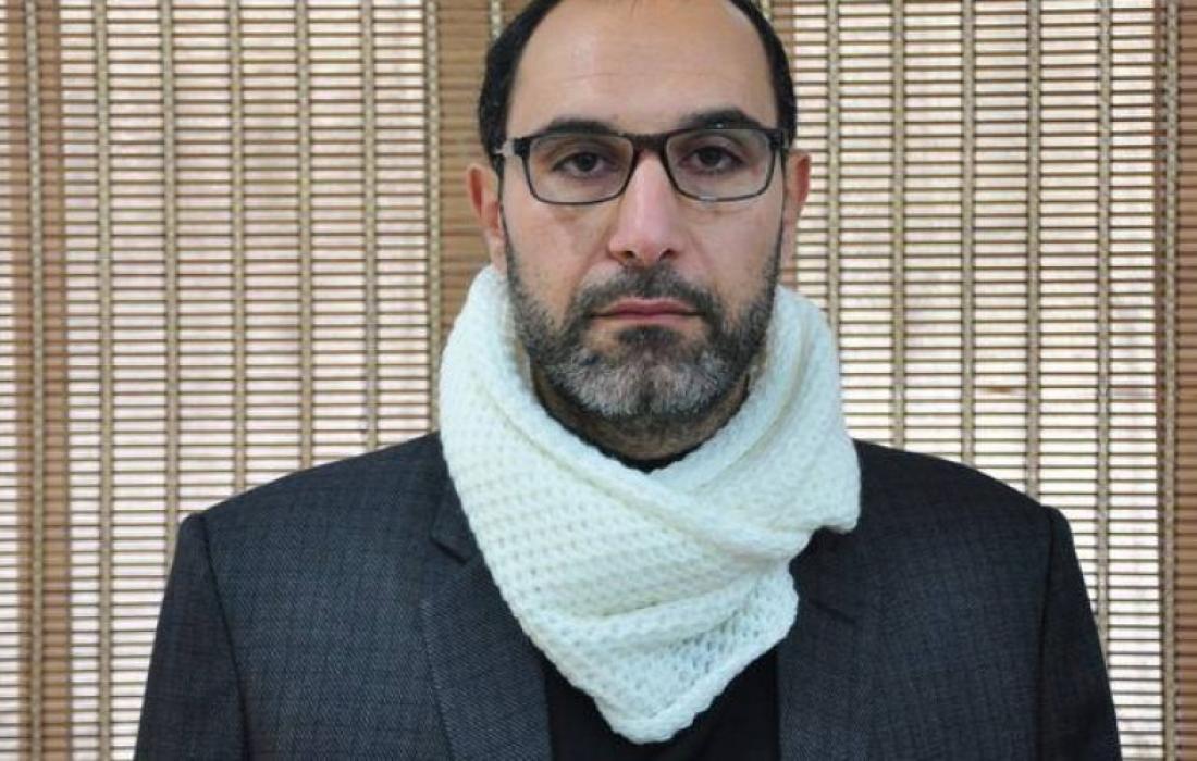 الكاتب حسن لافي