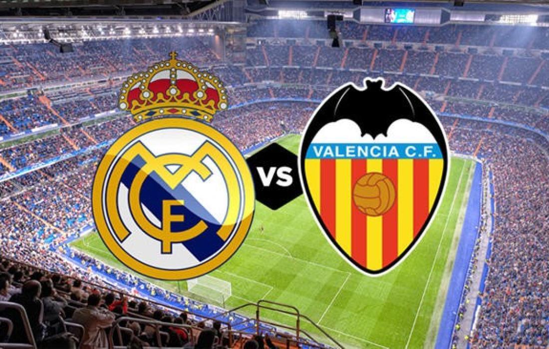 ريال مدريد وفلنسيا