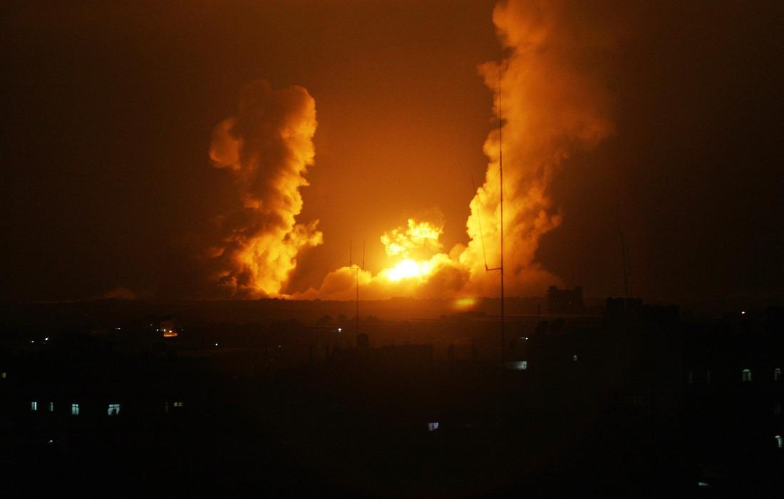 قصف إسرائيلي – غارة – استهداف – اغتيال