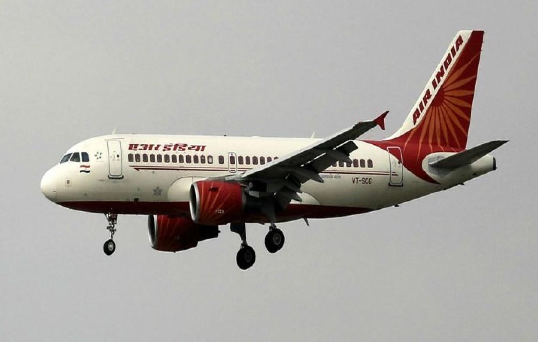 طائرة هندية لأول مرة تمر برحلة لاسرائيل عبر الأجواء السعودية