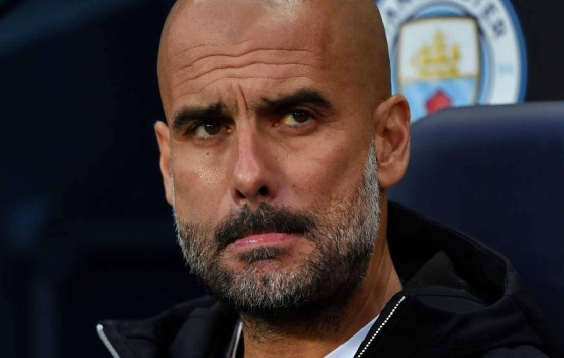 غوارديولا قاد سيتي للقب الدوري الموسم الماضي