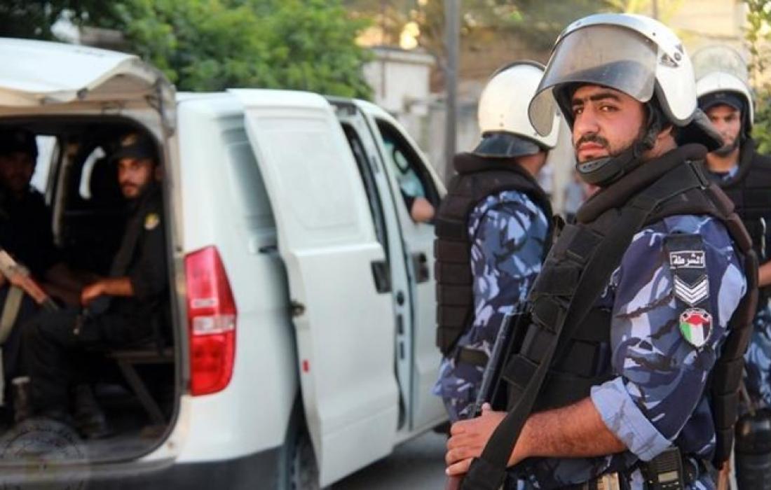 """شرطة غزةداخلية غزة توضح تفاصيل حادثة مقتل المواطن """"القرم"""" في حي الصبرة"""