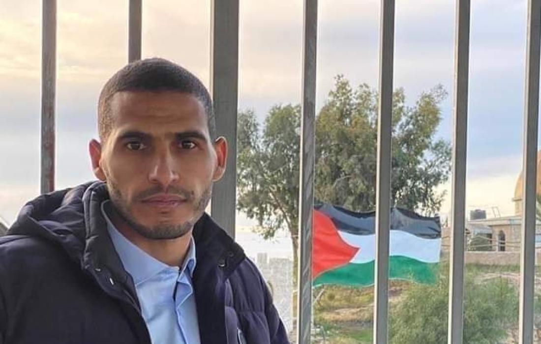 الصحفي حسن اصليح