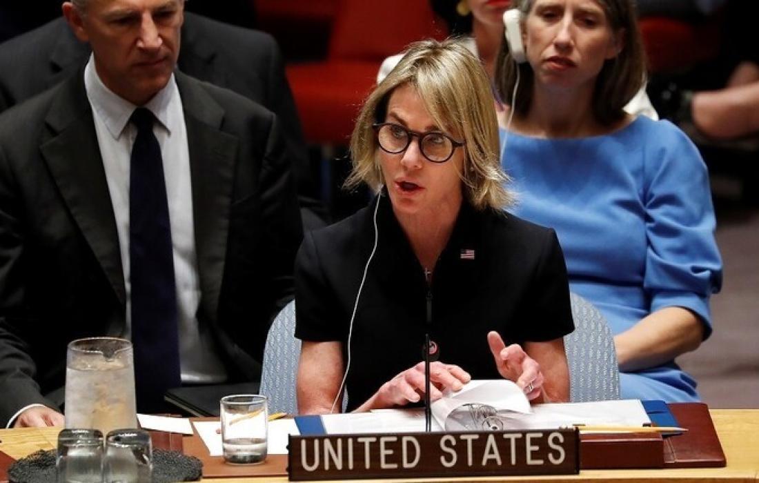 مندوبة امريكا في الامم المتحدة