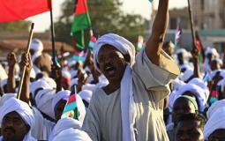 تظاهرة في السودان