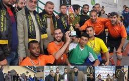الرابطة الإسلامية تنظم فعاليات يوم الأسير الفلسطيني