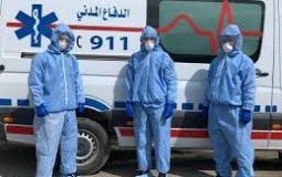 الاردن تسجل 10 حالات وفيات بفيروس كورونا خلال 24 ساعة الماضية
