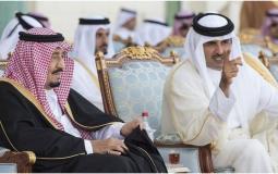 أمير قطر والسعودية.jpg