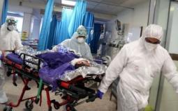 الصحة: 15 حالة وفاة و938 اصابة بفيروس كورونا في فلسطين