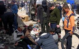 سوق اليرموك.
