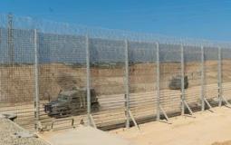جيش الاحتلال بدأ بنشر سياج شائك على الحدود مع الأردن