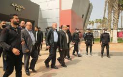وفد حركة حماس الى القاهرة (5).JPG