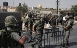 اعتقال القدس.