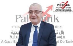 عمر شعبان مدير مؤسسة بال ثينك للدراسات الاستراتيجية
