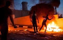 مواجهات مع قوات الاحتلال- ارشيفية