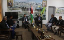 اجتماع لمناقشة مشاكل النحالين بغزة