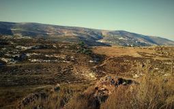 اراضي بالضفة