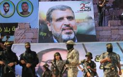 الأمين العام الراحل لحركة الجهاد الإسلامي د. رمضان عبدالله شلح
