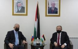 فلسطين وموسكو