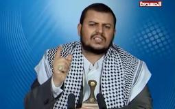 عبدالملك الحوثي قائد جماعة أنصار الله في اليمن