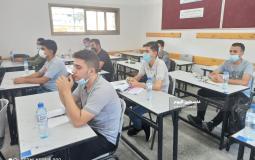 محاكاة فتح المدارس