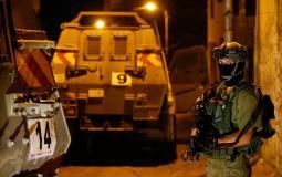 اقتحام الضفة - اعتقالات