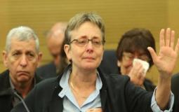 والدة الجندي الإسرائيلي الأسير هدار غولدن