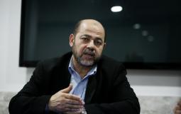 موسى ابو مرزوق عضو المكتب السياسي لحركة حماس