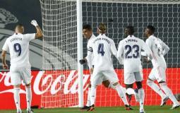 هدف ريال مدريد على اتلتيكو مدريد