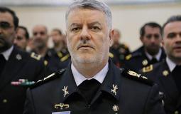 حسين خانزادي قائد القوات البحرية الإيرانية