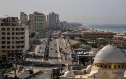 عودة الحياة الطبيعية في قطاع غزة بعد قرار منع التجول (23)