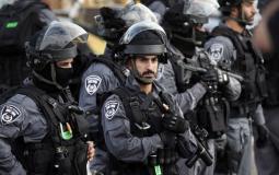 جيش الاحتلال بالقدس