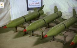صاروخ بدر 3 سراياالقدس (4)