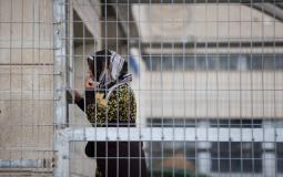 اسيرة في سجون الاحتلال