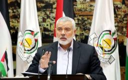 """رئيس """"حماس"""" اسماعيل هنية"""