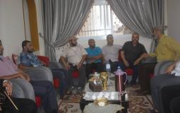 المجاهدين تهنئ محمد حميد لانتخابه عضواً للمكتب السياسي في حركة الجهاد الإسلامي